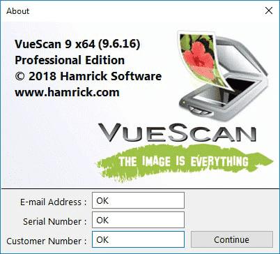 VueScan 9.6.19 Pro Crack Serial Key License Code Number Registration Activation