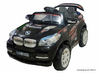 Mobil Mainan Aki Junior YLQ8899 BMW X5 - XXL (Extra Extra Large)