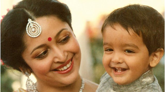 Swati Piramal and Anand Piramal