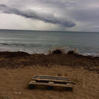 Dzień 41. Wiatr i endorfiny.