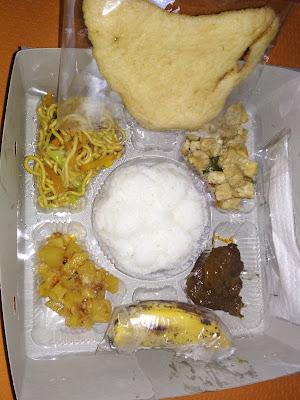 nasi rendang murah
