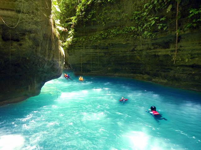 Kawasan Falls: Canyoneering