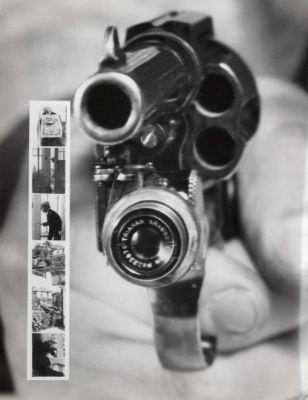 Pistol kamera