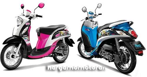 Harga Motor Yamaha Fino Fi