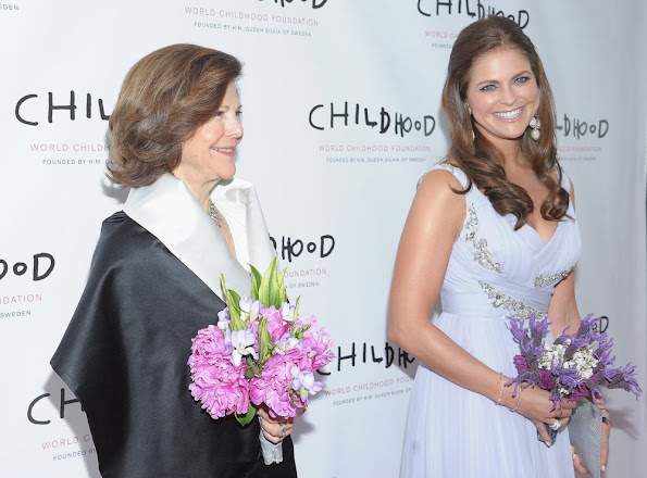 Princess Madeleine of Sweden was appointed as a board member of World Childhood Foundation together with Inge Thulin, Anna Ryott and Geoff Gage