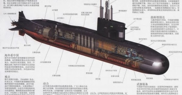 Rare look inside China's Type 041 Yuan-class AIP submarine ... |Type 041 Submarines