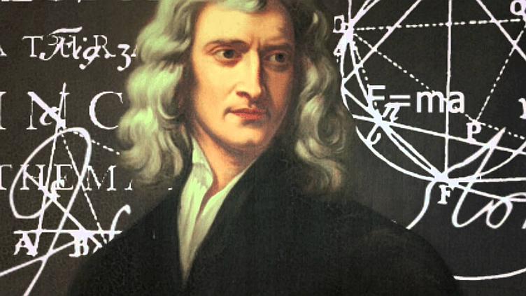 Uma breve biografia de Isaac Newton