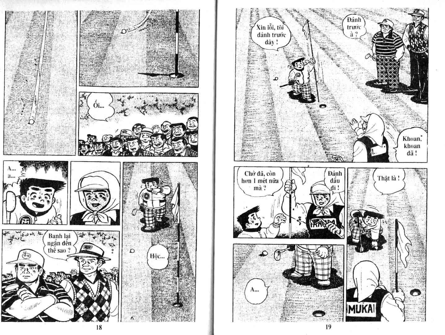 Ashita Tenki ni Naare chapter 41 trang 8