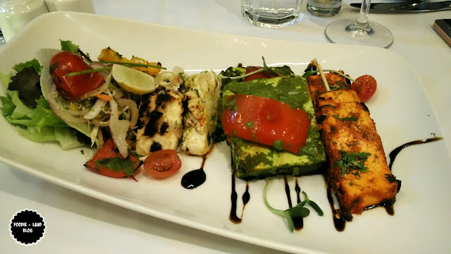 Paneer 3 way@ Salt-Indian Restaurant Bar & Grill | Koramangala| Bangalore