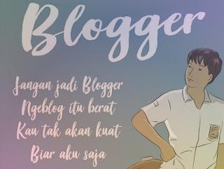 Tip sukses sebagai blogger