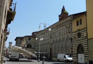 Iglesia San Giovanni Fuoricivitas, Pistoia.