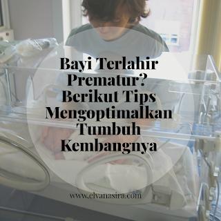 Optimalkan Tumbuh Kembang Bayi Prematur