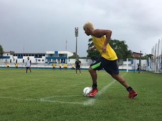 Confiança encerra preparação em Aracaju para estreia na Série C