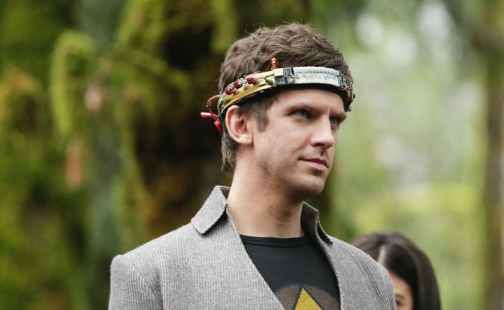 Legion - Episode 1.08 - Chapter 8 (Season Finale) - Promo, Promotional Photos & Press Release
