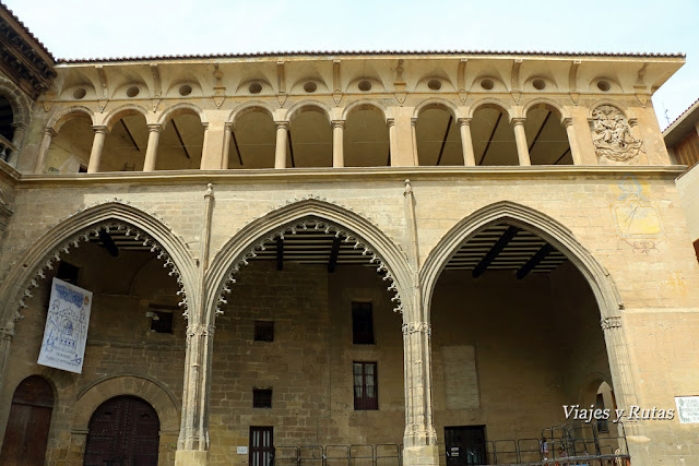 Lonja de Alcañiz, Teruel