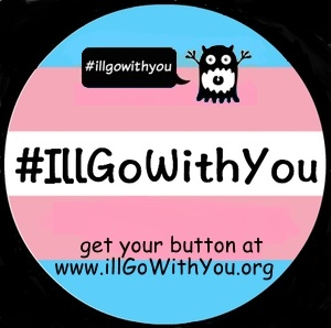 Be an Ally #illGoWithYou