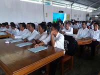 223 Pengawas TPS Kecamatan Larangan Dilantik