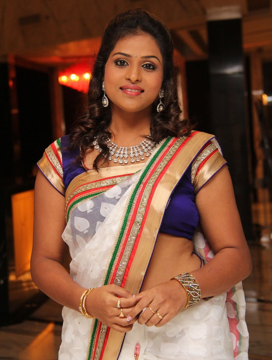 Tamil Serial Actress Hot Photo Shoot Sexy Album-2645