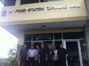 Tjipinang Jaya Food Station