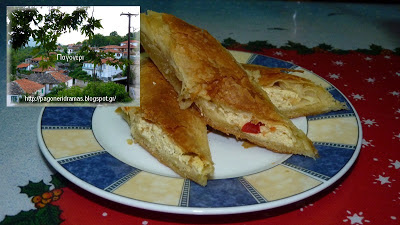 Τυρόπιτα Παγονερίου-παραδοσιακές πίτες Παγονέρι Δράμας-Pagoneri syntages-συνταγές Παγονέρι