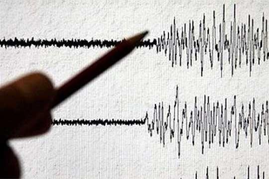 Starke Erdbeben in Mazedonien