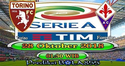 Prediksi Bola855 Torino vs Fiorentina 28 Oktober 2018
