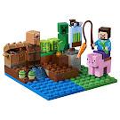 Minecraft The Melon Farm Regular Set