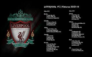 Berita Bola Kegiatan Liverpool Animo 2013-2014