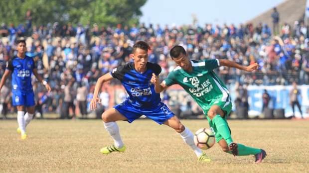 PSIS Semarang vs PSMS Medan