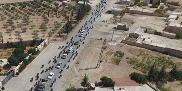 ISIS Jadikan Ratusan Ribu Warga di Mosul Sebagai Perisai Manusia