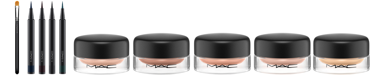 M.A.C   Dark Desires + Fluidity Collection - Review + Swatches - CassandraMyee