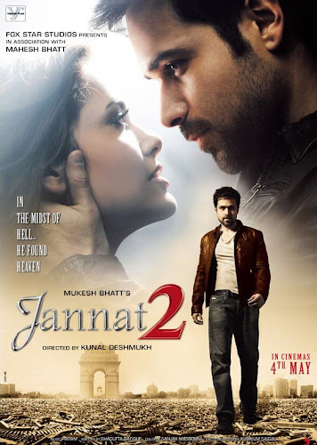 Jannat 2 (2012) Movie Poster