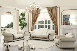 Classic Living Room Sofas