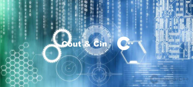 Fungsi dan Contoh Program Cout dan Cin C++ - Belajar C++