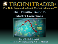 Market Corrections Sell Short course - TechniTrader