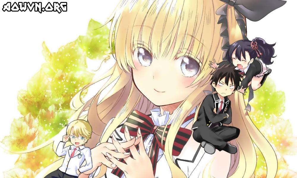 Kishuku Gakkou no Juliet anime - [ Anime 3gp Mp4   Ep 5 ] Kishuku Gakkō no Jurietto   Vietsub - Học đường - Tình cảm!!
