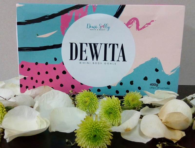 Supplement Detox Cuci Usus Dengan DEWITA