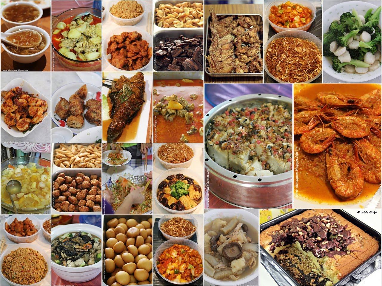 Chinese New Year Foods Hong Kong