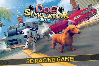 Download Dog Simulator 2016 Apk v1.0.0 Terbaru