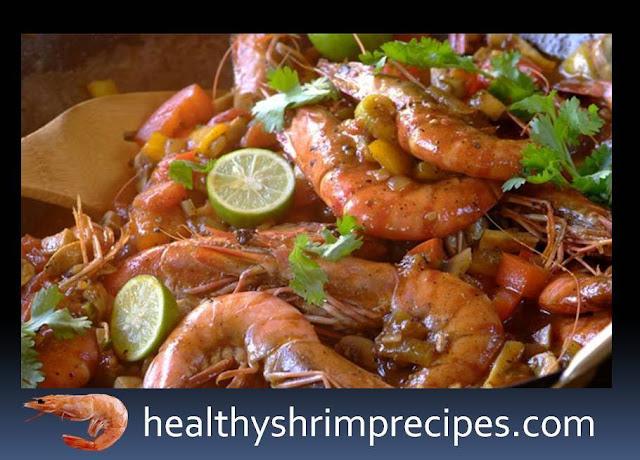 Healthy Spicy Shrimps Recipe
