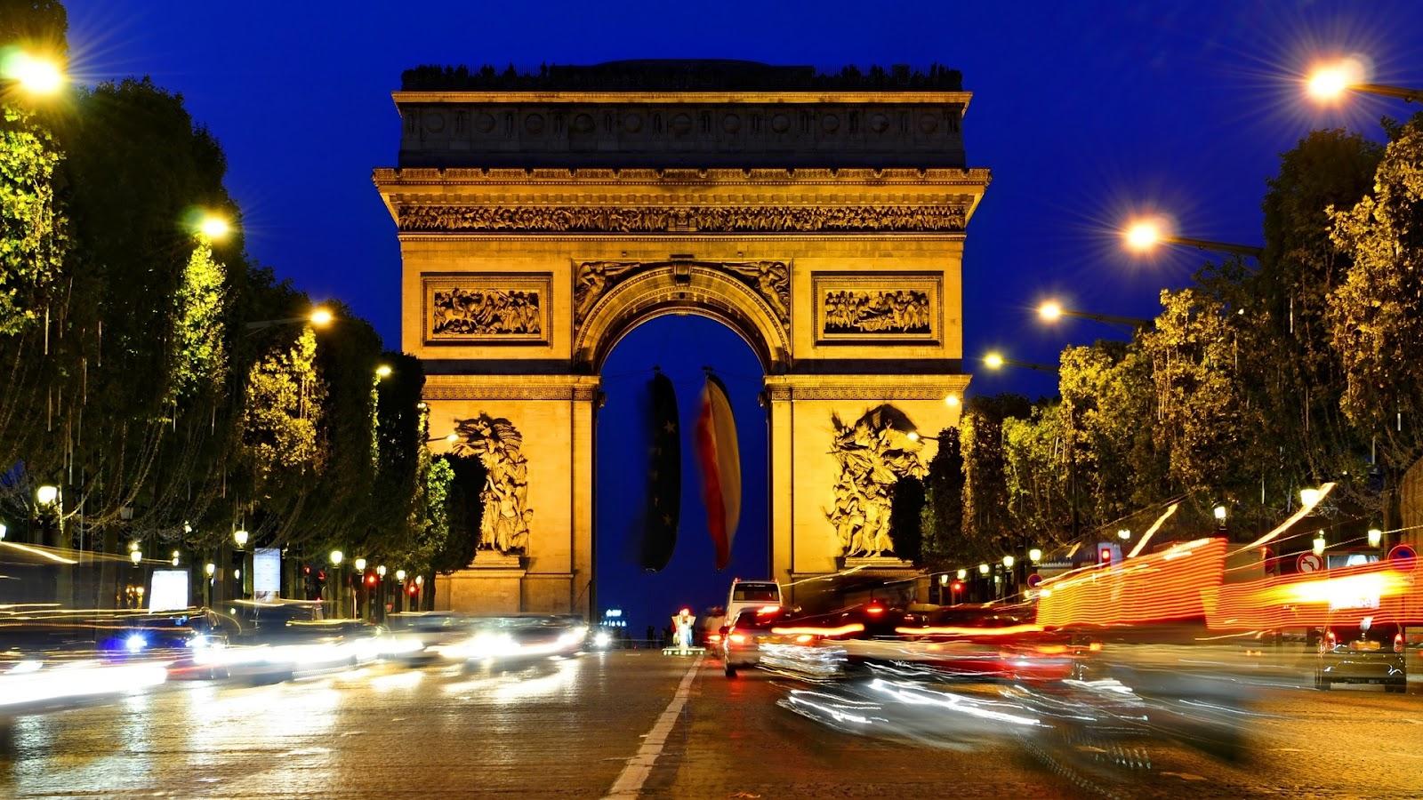Hd Wallpapers Beautiful Paris Wallpapers