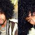 Denrele Edun Dazzles In Curly Hair