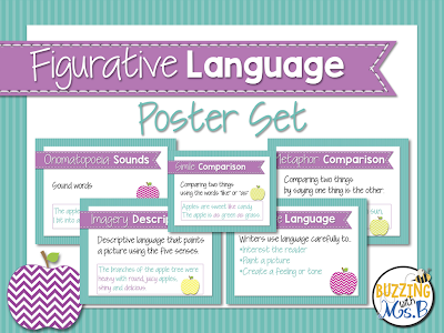https://www.teacherspayteachers.com/Product/Figurative-Language-Posters-172635