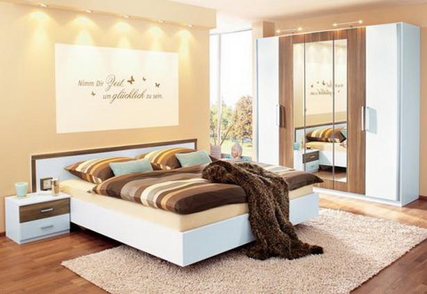 Schlafzimmer Farben Ideen - Wohndesign