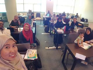 Seminar eUsahawan Percuma MDEC di Cyberjaya
