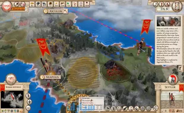 تنزيل لعبة روما القديمة