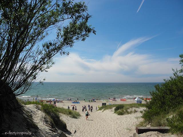wakacje, podróż, Morze Bałtyckie, plaża, chwila relaksu, odpoczynek, moje podróże, efectyinspiracji