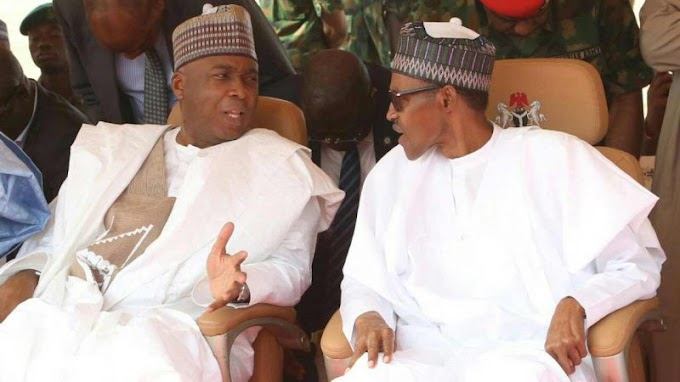 BREAKING: Finally, Saraki Leaves APC