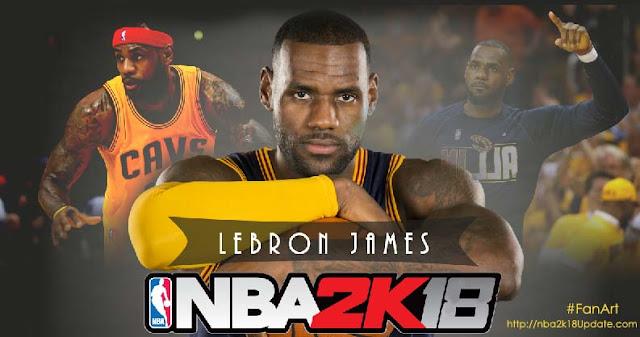 NBA 2K18 Gameplay