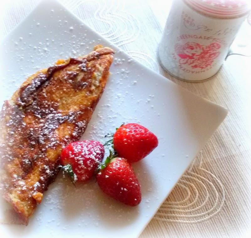 Simis Foodblog Pfannkuchen Ohne Mehl